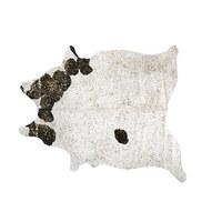 RINDERFELL - Beige/Goldfarben, Design, Leder/Weitere Naturmaterialien (1,60/2,50cm) - Linea Natura