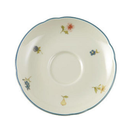UNTERTASSE - Creme, Basics, Keramik (12cm) - Seltmann Weiden
