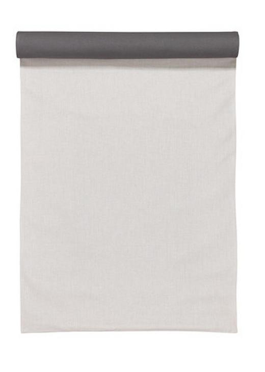 TISCHLÄUFER 45/150 cm - Hellgrau, Basics, Textil (45/150cm) - LINUM