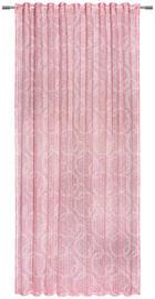 GOTOVA ZAVJESA - roza, Konvencionalno, tekstil (140/245cm) - Esposa