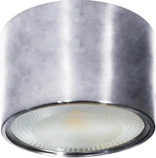 LED-DECKENLEUCHTE - Chromfarben, Design, Metall (11,3/7cm)
