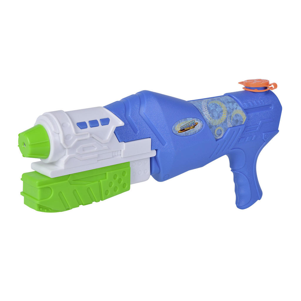 Simba Waterzone strike blaster blau