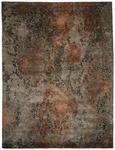 VINTAGE-TEPPICH Orientteppich   - Grau/Kupferfarben, Design, Textil (250/350cm) - Esposa