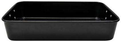 BRÄTER  Carbonstahl  5 L  - Schwarz, Basics, Metall (40/28/8cm) - Homeware