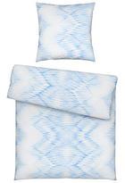 BETTWÄSCHE Seersucker Türkis 135/200 cm - Türkis, MODERN, Textil (135/200cm) - ESPOSA