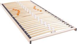 LATTENROST 120/200 cm Birke ,Schichtholz - Birkefarben, Basics, Holz (120/200cm) - Hom`in