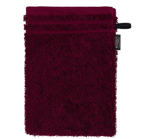 WASCHHANDSCHUH - Beere, Basics, Textil (22/16cm) - Vossen