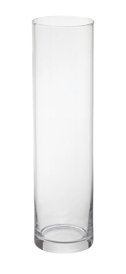 VASE 30 cm - Klar, Basics, Glas (8/30/cm) - Ambia Home