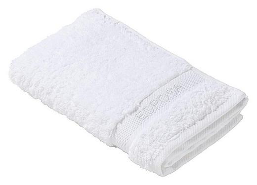 GÄSTETUCH 30/50 cm - Weiß, Basics, Textil (30/50cm) - ESPOSA