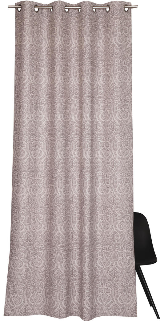 ÖSENSCHAL  blickdicht   140/250 cm - Beige/Creme, Textil (140/250cm) - Esprit