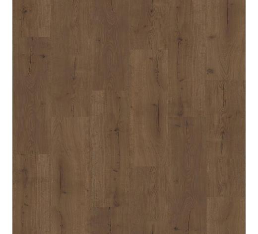 VINYLBODEN per  m² - Eichefarben/Dunkelbraun, MODERN, Holzwerkstoff/Kunststoff (120,7/21,6/0,94cm) - Parador