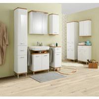 Badmobel Badezimmerschranke Stilvolle Badschranke