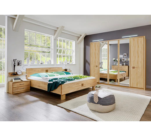 Schlafzimmer In Birkefarben Erlefarben Online Kaufen Xxxlutz