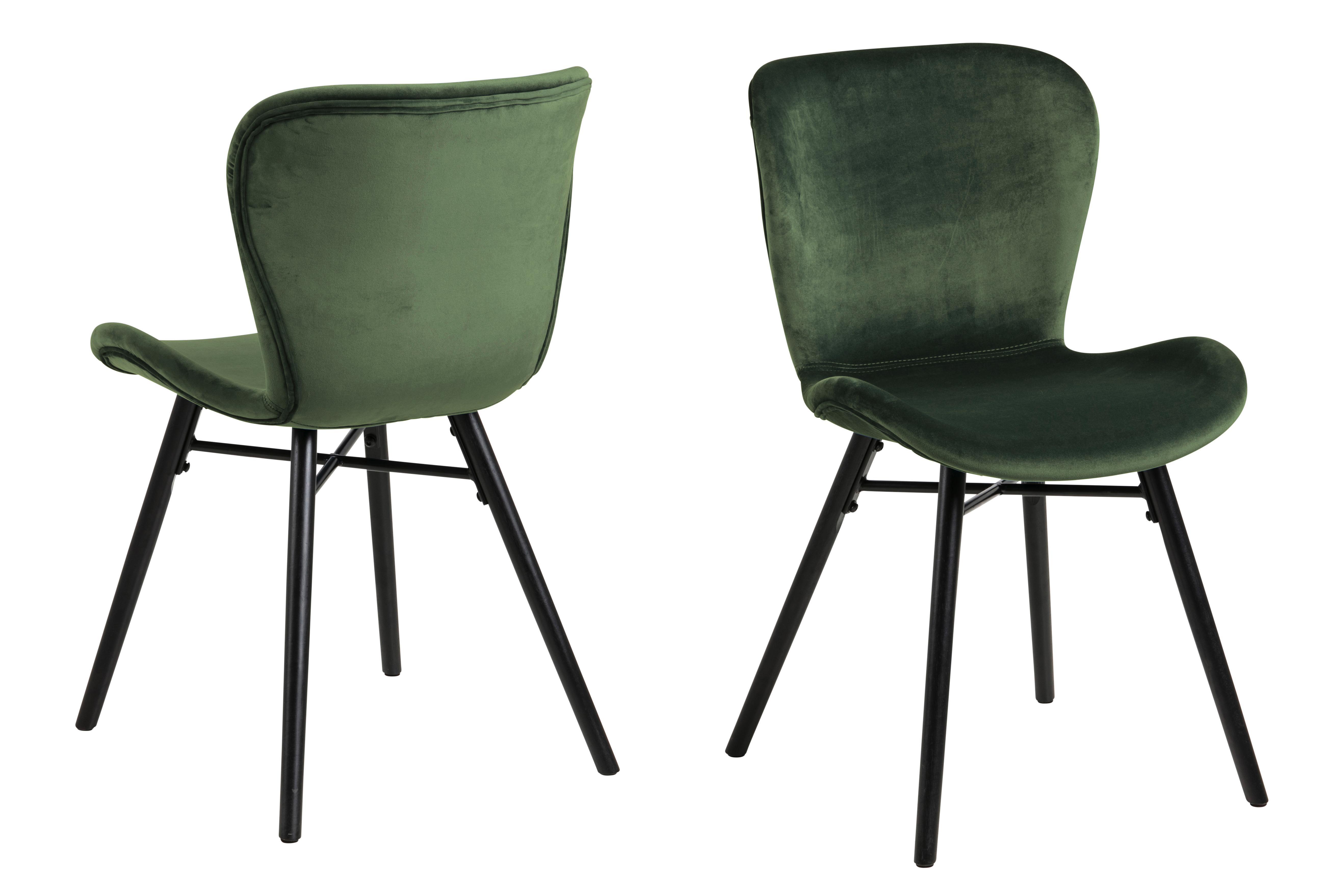 Stuhl Aus Holz Und Metall In Grün Hier Kaufen