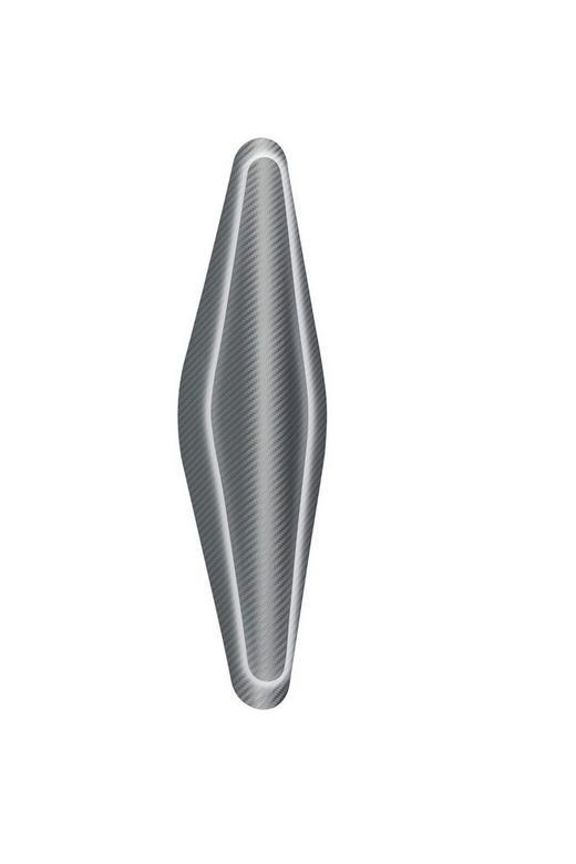 LED-WANDLEUCHTE - Silberfarben, Design, Metall (12/45/6,5cm) - Helestra
