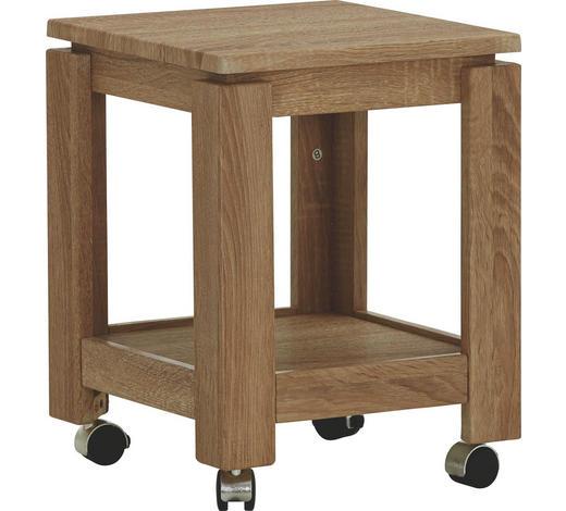 BEISTELLTISCH in Eichefarben  - Eichefarben, Design, Holz/Holzwerkstoff (35/45/35cm)