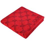 Duschtuch 80/150 cm - Rot, Design, Textil (80/150cm) - Joop!