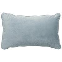 Zierkissen 30/50 cm  - Grau, Basics, Textil (30/50cm) - Novel