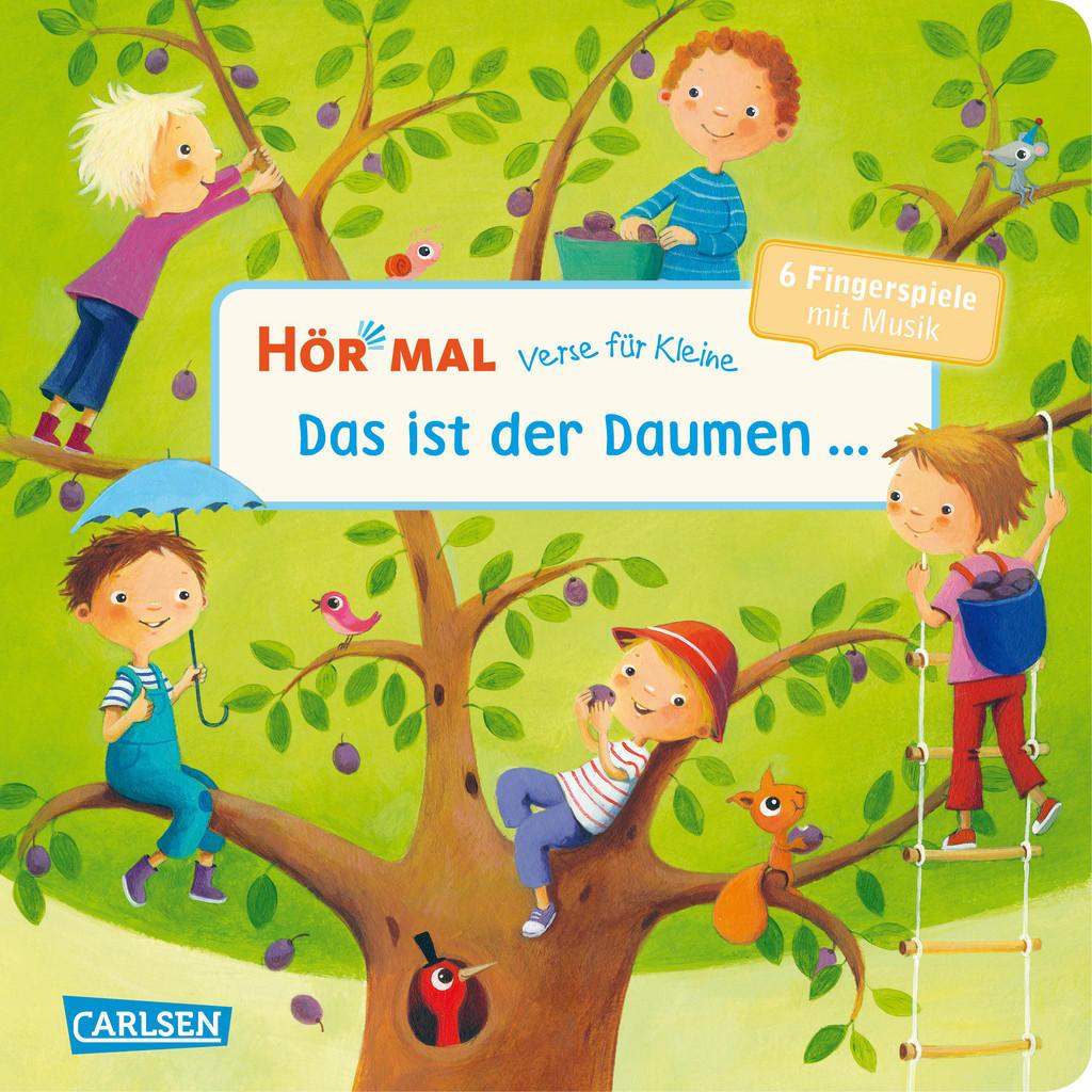 Image of Carlsen Buch , 125132 , Karton , 18x18x2.8 cm , 008614001703