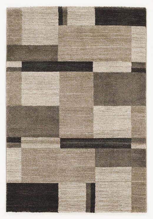 WEBTEPPICH - Beige/Braun, KONVENTIONELL, Textil (200/290cm) - Novel