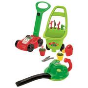 KINDER-GARTENGERÄTESET - Multicolor, Basics, Kunststoff (25,5/38,5/58,5cm) - Simba