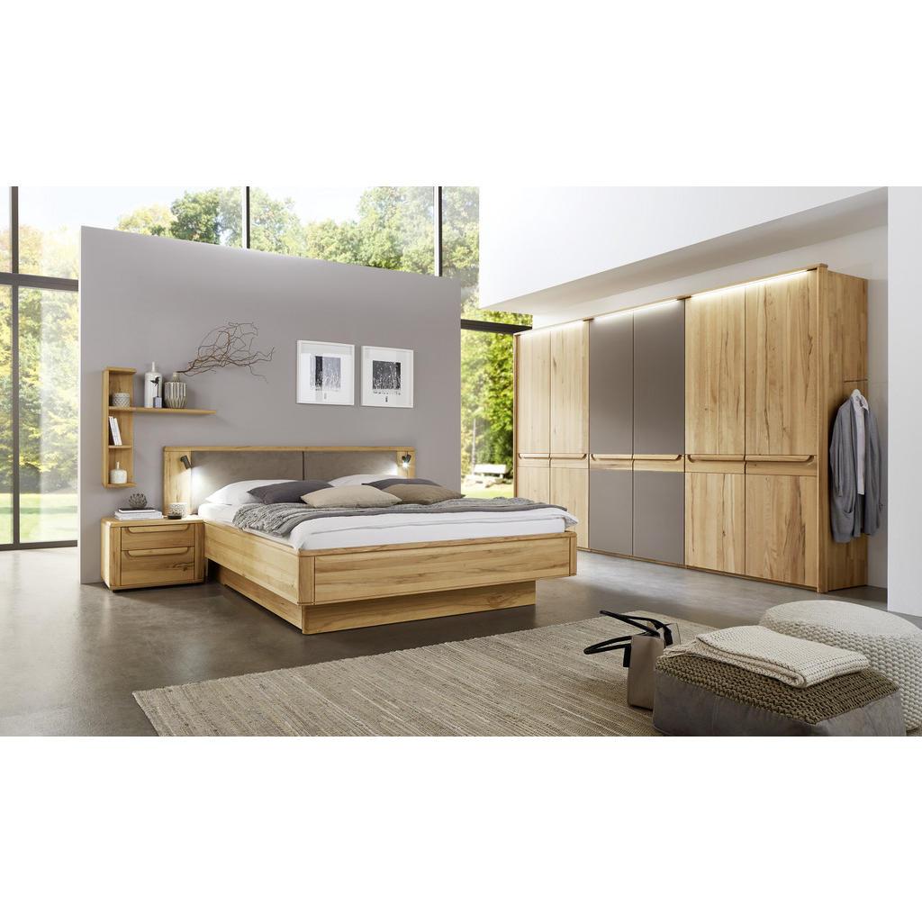 Valnatura Schlafzimmer braun