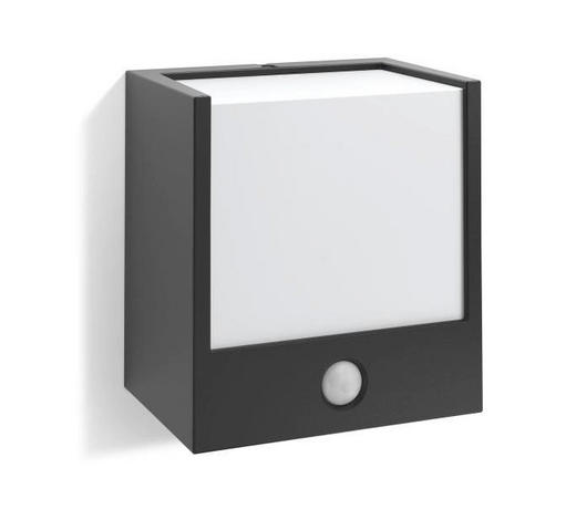 MYGARDEN LED-AUßENWANDLEUCHTE Schwarz  - Schwarz, Design (12,7/13,7/9,1cm) - Philips