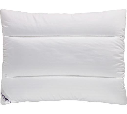 BAUCHSCHLÄFERKISSEN 70/90 cm - Weiß, Basics, Textil (70/90cm) - Sleeptex