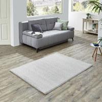 HOCHFLORTEPPICH - Grau, Design, Textil (80/150cm) - Esprit