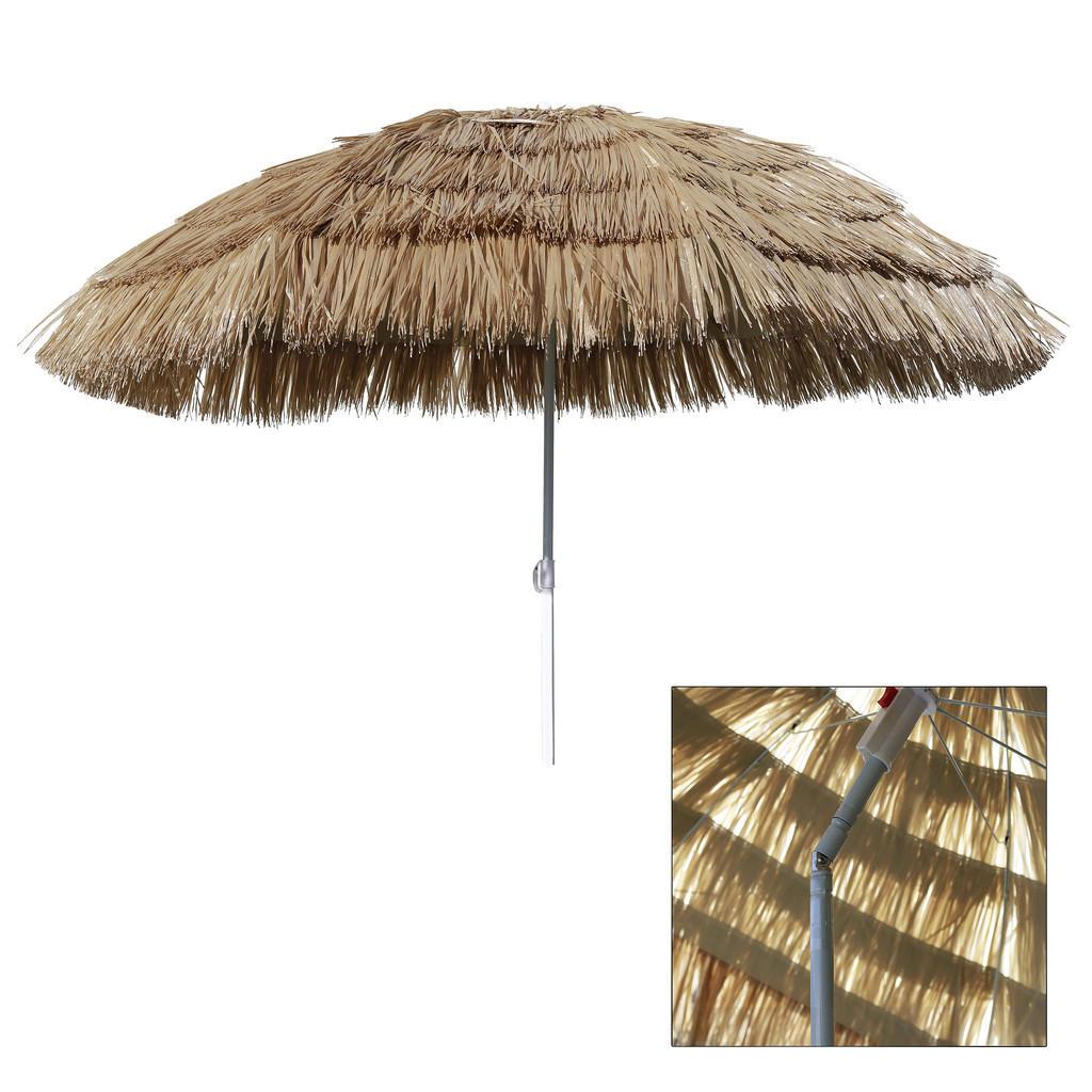 XXXLutz Sonnenschirm 175 cm beige