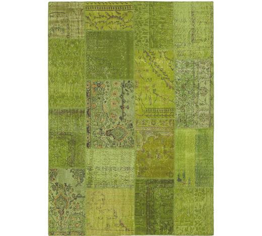 KOBEREC ORIENTÁLNÍ, 80/150 cm, světle zelená - světle zelená, Trend, textil (80/150cm) - Esposa