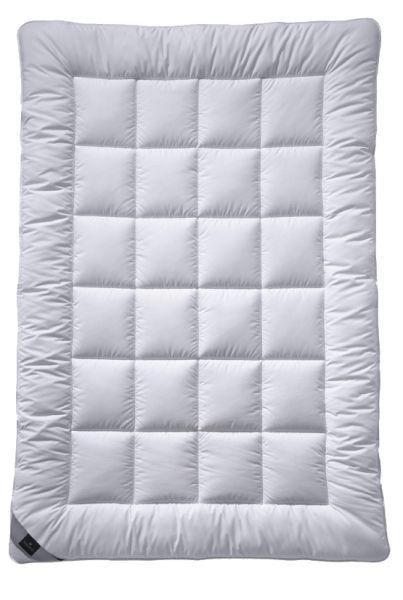 CELOLETNA PREŠITA ODEJA CARAT - bela, Basics, tekstil (200/200cm) - BILLERBECK