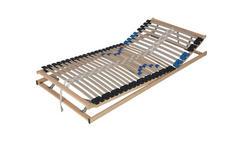 LATTENROST 90/200 cm   Birke Echtholz  - Hellgrau/Naturfarben, Basics, Holz (90/200cm) - Sleeptex