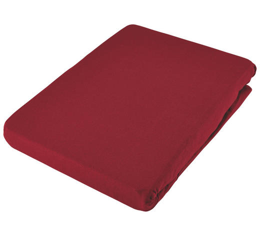 SPANNLEINTUCH 180/200 cm  - Bordeaux, Basics, Textil (180/200cm) - Fussenegger