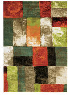 TKANI TEPIH - višebojno, Basics, tekstil/daljnji prirodni materijali (80/150cm) - Boxxx