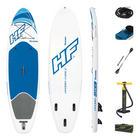 Bestway Stand up Paddle Board Blau, Grau, Weiß - Blau/Weiß, Trend, Kunststoff (305/84/15cm) - Bestway