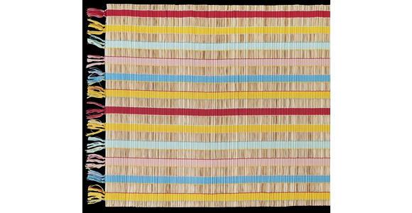 STRANDMATTE 65/180 cm Multicolor  - Multicolor, KONVENTIONELL, Textil (65/180cm) - Esposa