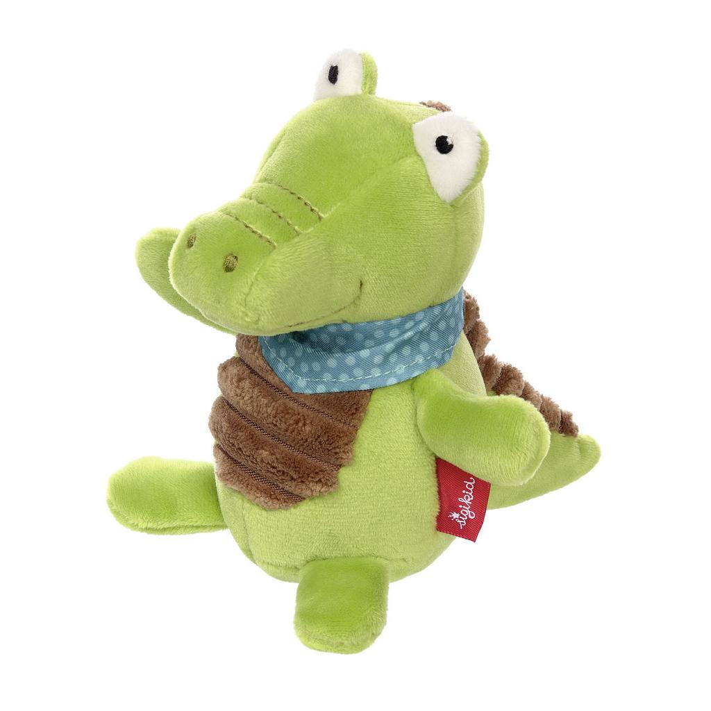 Sigikid Spieltier Stehauf-Krokodil
