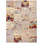 VINTAGE-TEPPICH Volantis  - Multicolor/Grau, LIFESTYLE, Textil (65/140cm) - Novel