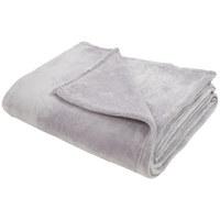 KUSCHELDECKE 150/200 cm - Hellgrau, Basics, Textil (150/200cm) - Novel