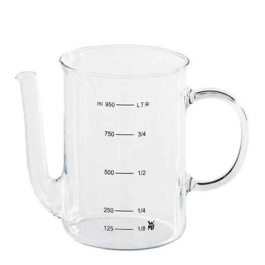 FETTREDUZIERKANNE - Basics, Glas (22/13,5/12,5cm) - WMF