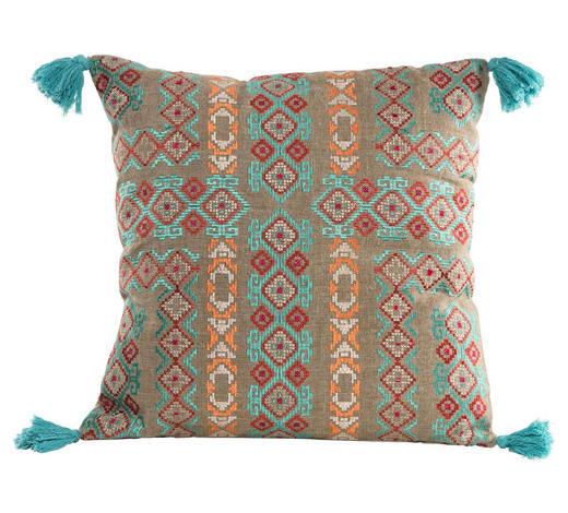 KISSEN 50/50 cm  - Multicolor, Trend, Textil (50/50cm) - Carryhome