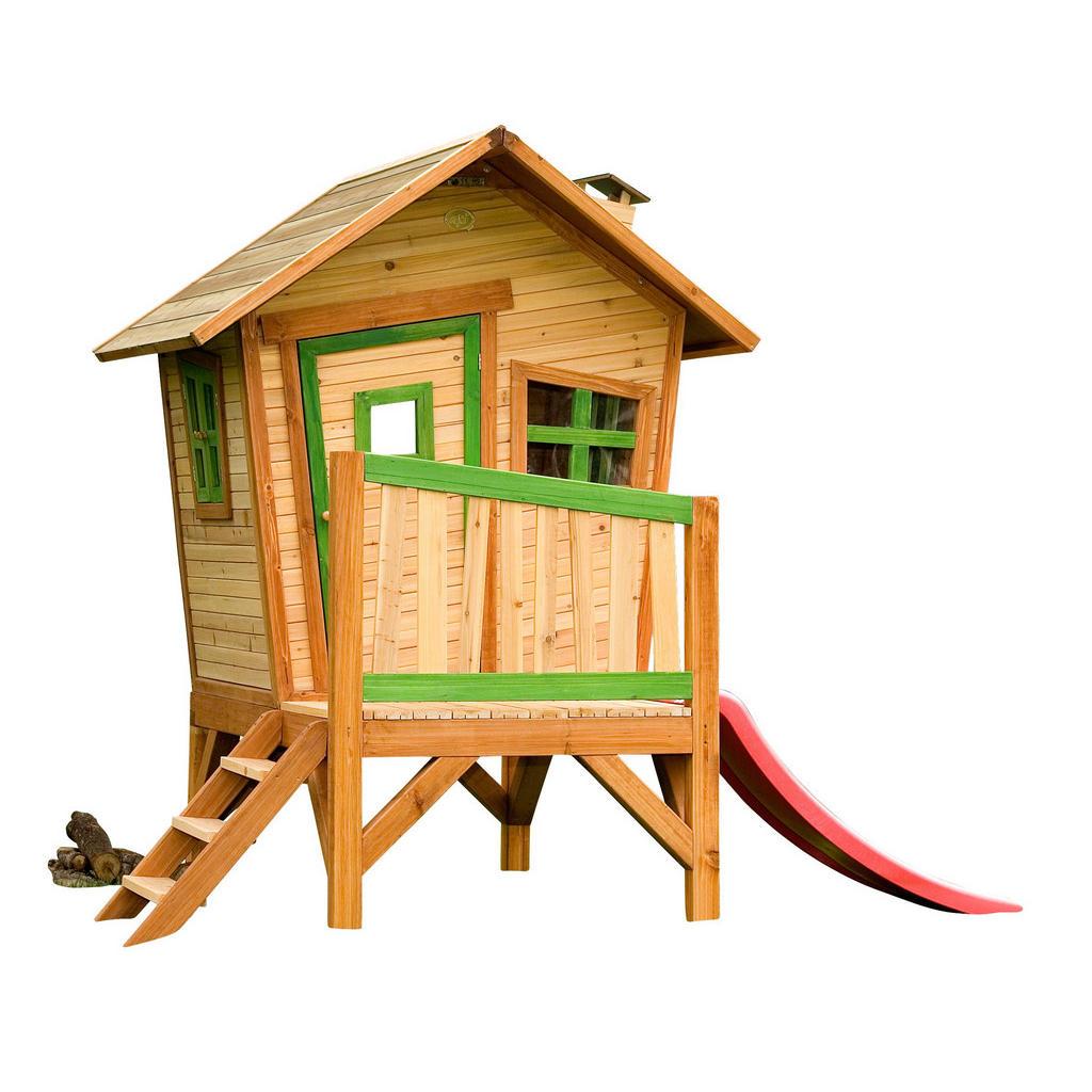 Spielhaus 'Robin' mit Rutsche