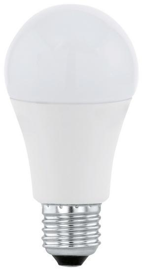 LED - vit, Basics, glas (11,8cm) - Homeware