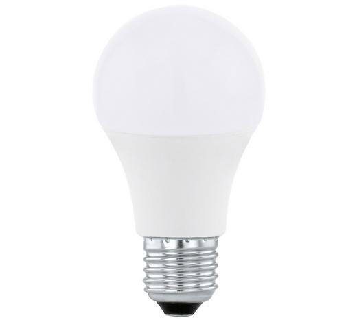 LED-Leuchtmittel E27 - Weiß, Basics, Glas (11,6cm)
