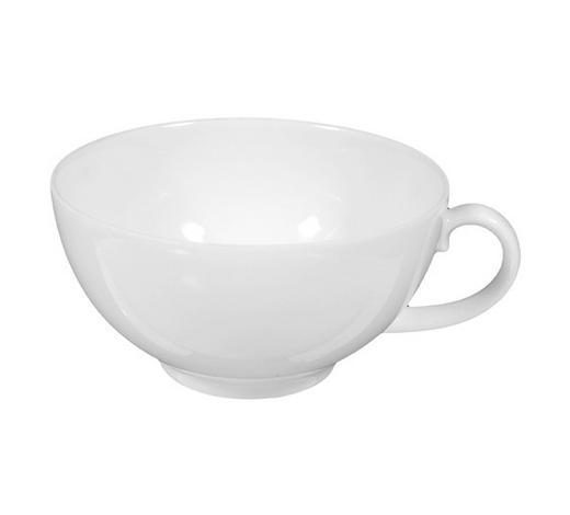 TEETASSE 210 ml  - Weiß, Basics, Keramik (0,21l) - Seltmann Weiden