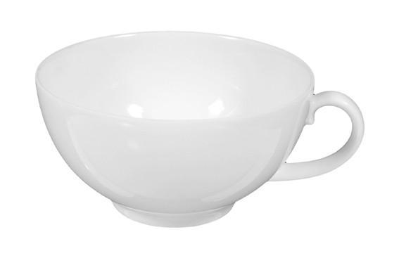 TEETASSE - Weiß, Basics, Keramik (0,21l) - SELTMANN
