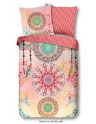 POSTELJINA - višebojno, Design, tekstil (140/200cm)