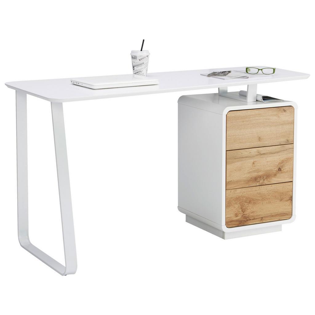 Xora Schreibtisch weiß