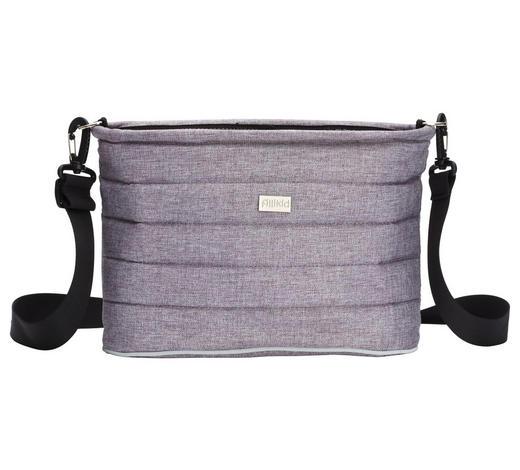 BUGGY ORGANIZER - Grau, Basics, Textil (32/14/21cm) - My Baby Lou